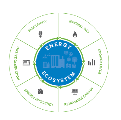 Integrated Energy Strategy illustration