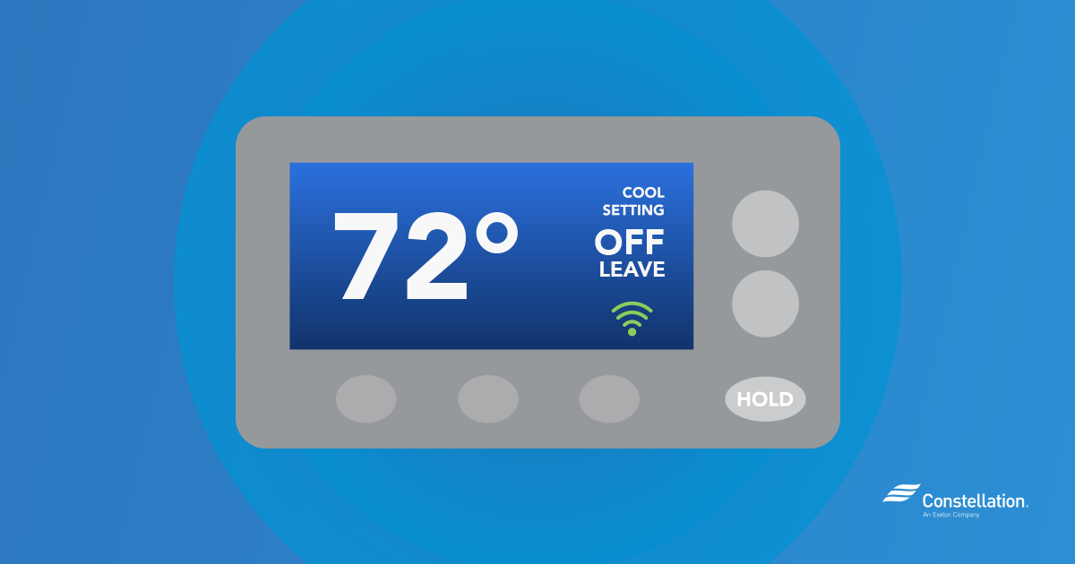 Best Thermostat Types Amp Temperatures For Summer Winter Constellation