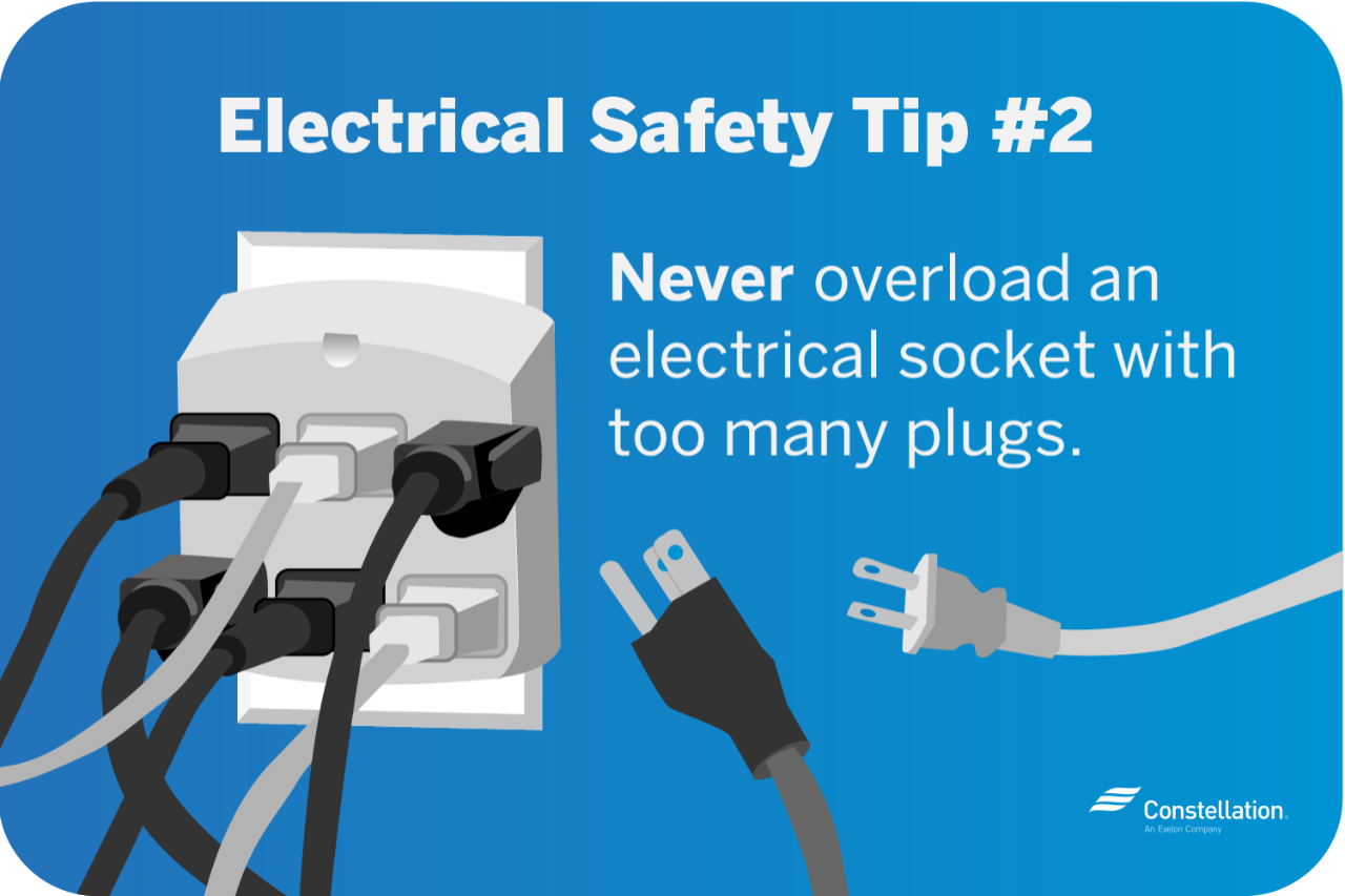 Electrical Safety Tips and Rules