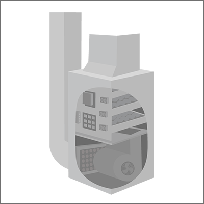 Furnace vector free vector download