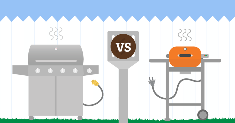 Electric vs. Gas Grills