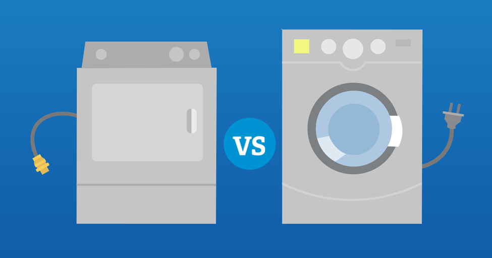 Gas vs. Electric Dryers