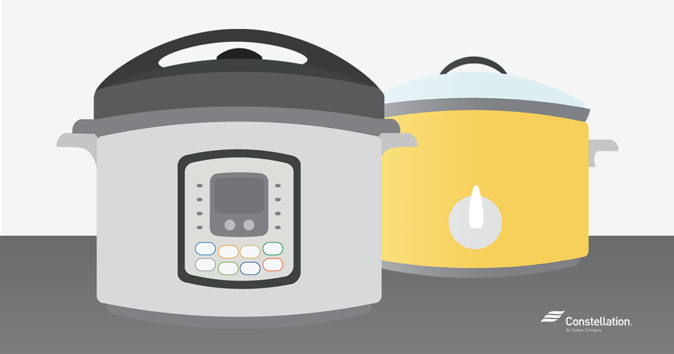 Instant Pot® vs. Crock-Pot®