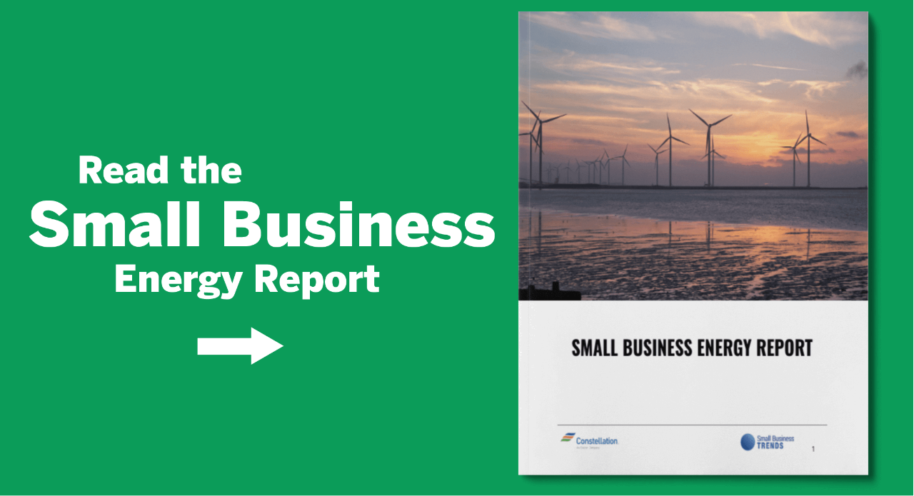 Read the Small Business Energy Report survey results