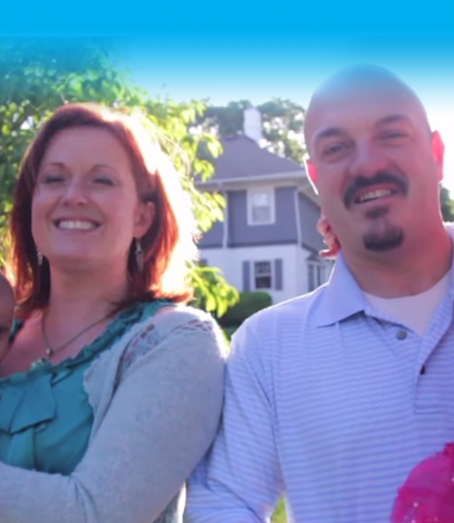 Michael M. and Kristin C.<br />West Orange, NJ<br />Sunrun customers since 2012