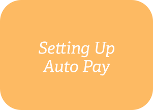 Setting up Auto Pay